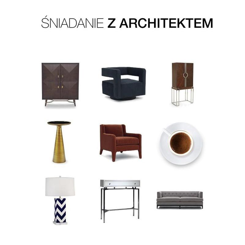 Śniadanie z Architektem